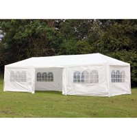 PALM SPRINGS 10' x 30' Party Tent Wedding Canopy Gazebo Pavilion withSide Walls