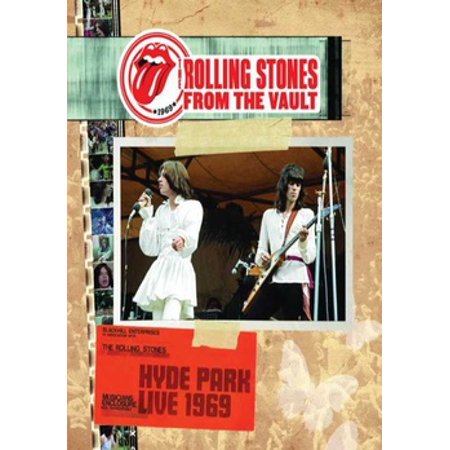The Rolling Stones: From the Vault Hyde Park 1969