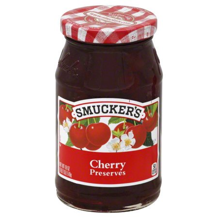 Cherry Honey Spread - (3 Pack) Smucker's Cherry Preserves, 18 oz
