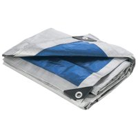 Maxam 8' X 10' All-purpose Heavy Duty Tarp