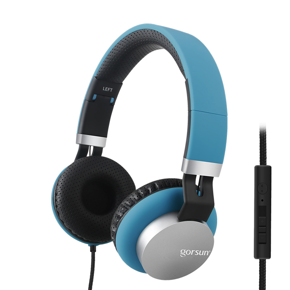 Home Office Headset/Gaming Headset For PS4, PC, Xbox One