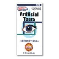 Preferred Plus Artificial Tears Lubricant Eye Drops, 15 ml