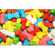 BAYSIDE CANDY  FUNNY BONES CANDY, 1LBS