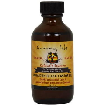 Sunny Isle Jamaican Black Castor Oil 2 oz