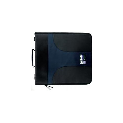 Crop In Style PSB-30002 PSB Paper & Sticker 3-Ring Zippered Binder