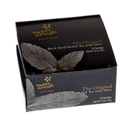 Gourmet Black Seed Herbal Mint Tea 20 Bags ()