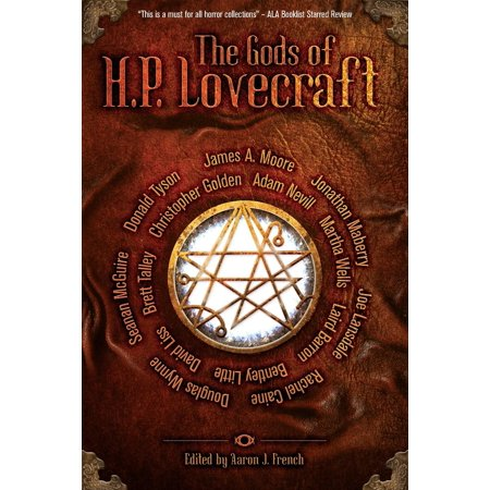 The Gods Of Hp Lovecraft Paperback
