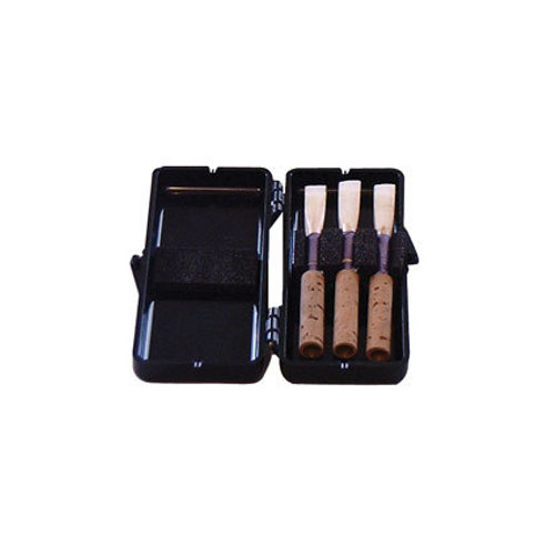 Hodge 3 Reed Oboe Case Black by