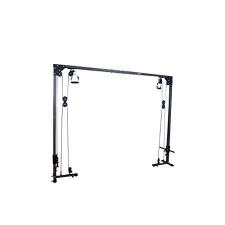 AKONZA Cable Cross Over Chest Machine Total Body Pulley