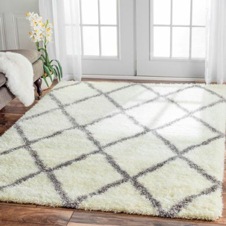 shag nuloom free moroccan today product rug style overstock area trellis zealand garden handmade wool home x shipping new