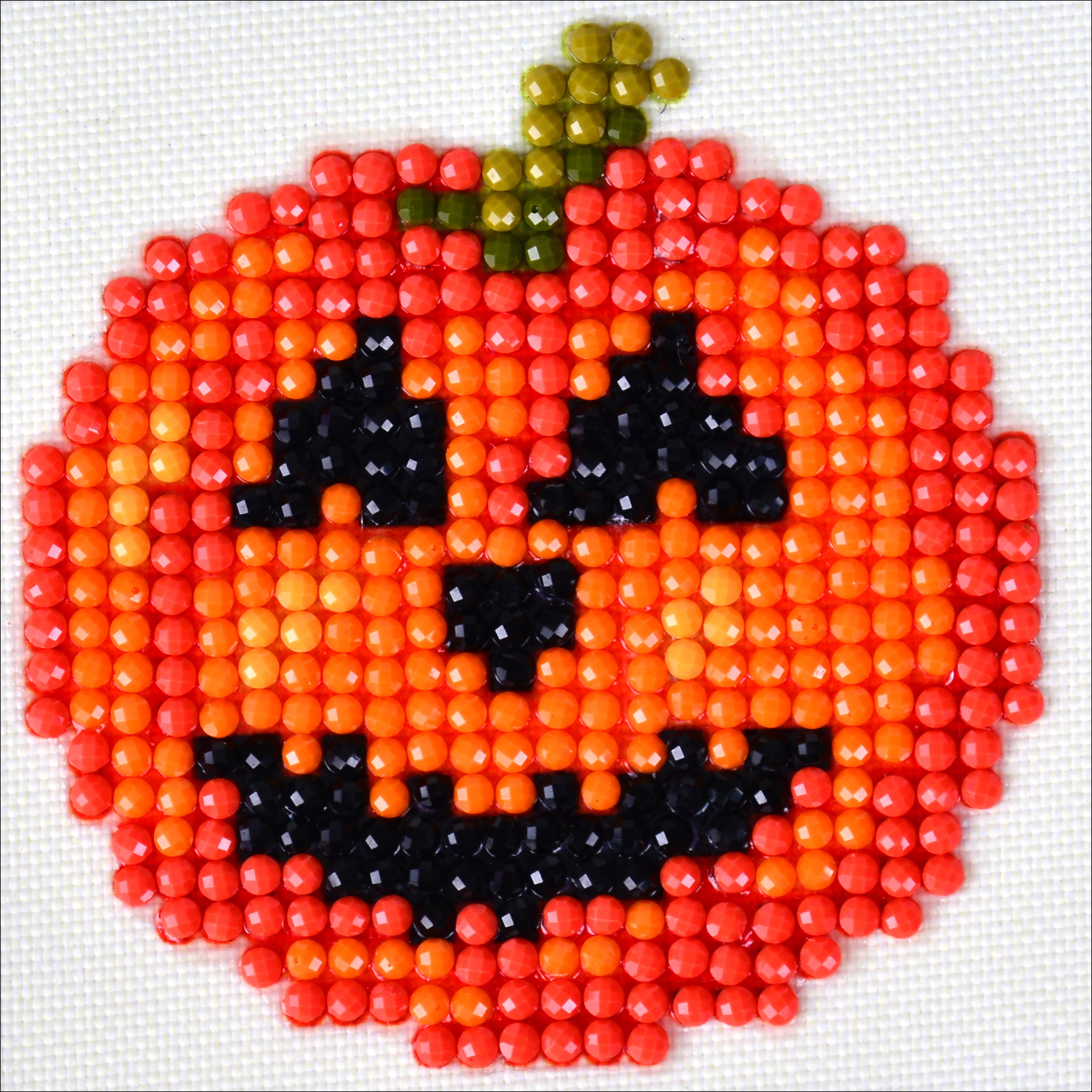 "Diamond Dotz Diamond Embroidery Facet Art Kit 4.75""X4.75""-Happy Halloween"