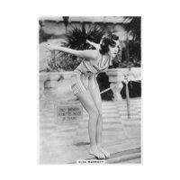 Elsa Marriott, Actress, 1938 Print Wall Art