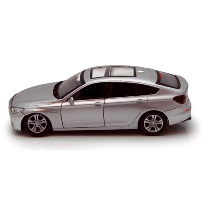 BMW 5 Series GT Model Car, Silver - image 1 of 1