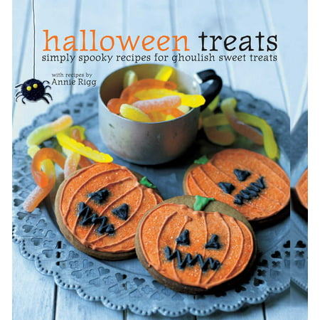 Halloween Treats : Simply spooky recipes for ghoulish sweet treats (Orange Halloween Cupcakes Recipes)