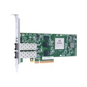 QLogic QLE8242-SR-CK - Network adapter - PCIe 2.0 x8 low profile - 10GBase-SR x 2