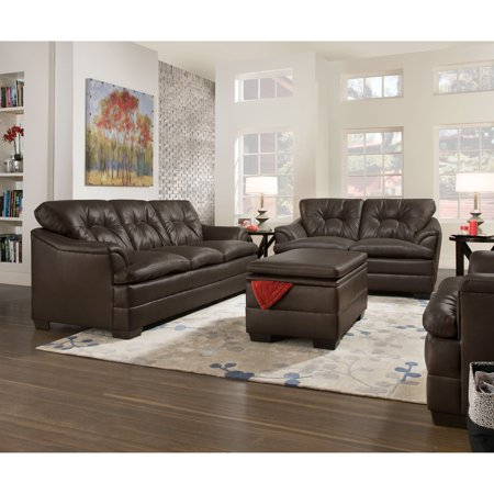 Simmons Upholstery Apollo Sofa Set Only