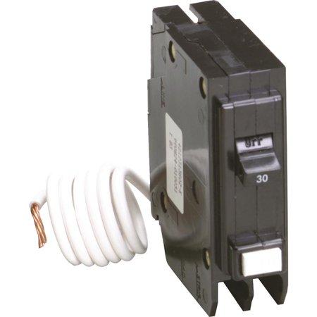 Eaton Corporation 30a Gfi Slf Test Breaker GFTCB130