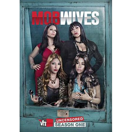 Mob Wives: Season 1 (Uncensored) ( (DVD))](Mob Wife Halloween)