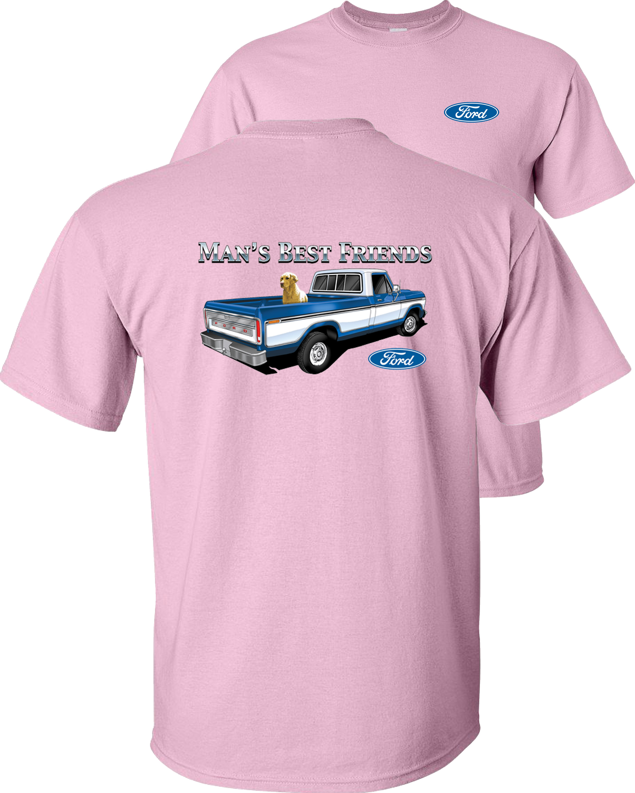 FORD GENUINE PARTS T-SHIRT M-5XL ~ V8 Motor Distressed Tee ~ Mustang F150