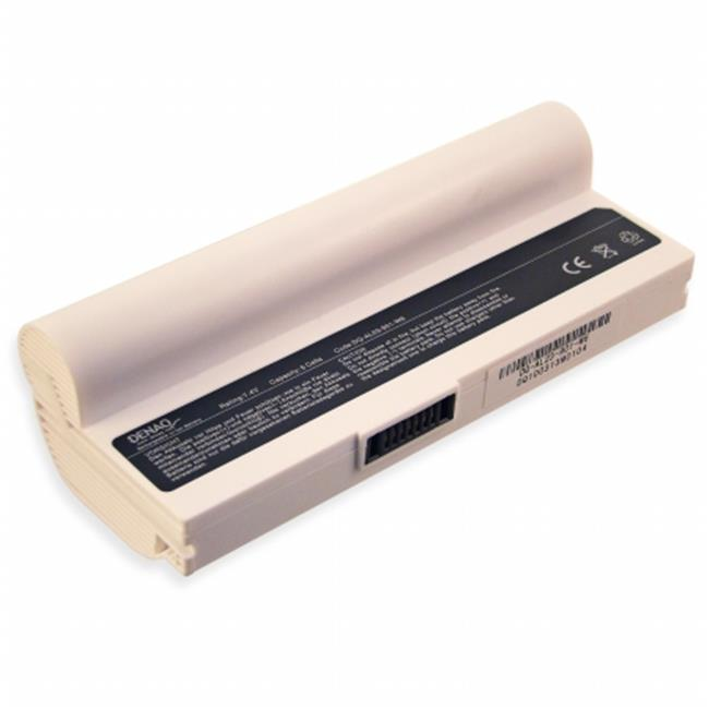 Denaq 6-Cell 6600mAh Lithium Battery for ASUS Laptops