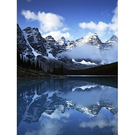 Valley of Ten Peaks, Lake Moraine, Banff National Park, Alberta, Canada Print Wall Art By Charles