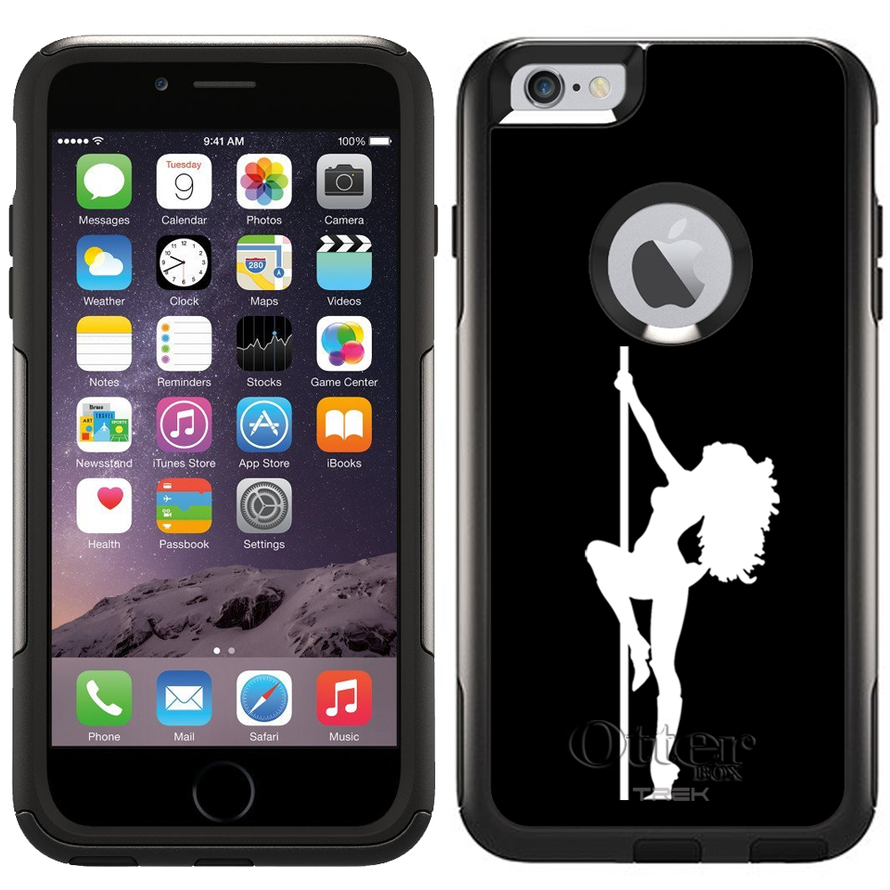 Otterbox Commuter Case for Apple iPhone 6 Plus - Silhouet...