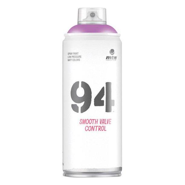 Mtn 94 Matte Bishop Violet Spray Paint 11 Oz Case Of 6 Walmart Com Walmart Com