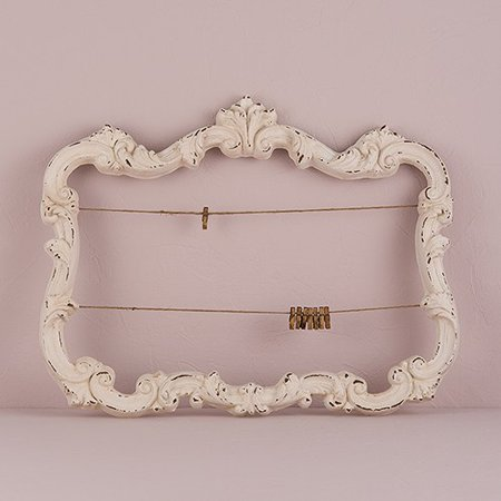 Open Ornate Vintage Inspired Frame In Antique (Vintage Frames India)