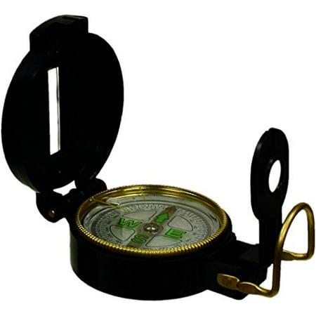 Plastic Lensatic Compass - image 1 of 2