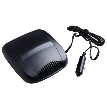 Car Heater Portable 12V Automobile Heater Warmer Quickly Defroster Cooling Fan for Easy Snow