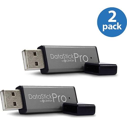 Centon 64GB 2 Pack USB 2.0 Flash Drive Value Bundle