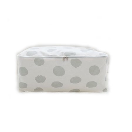 Material Box - Orino Anti-mold, Breathable Material Clothes, Blanket, Cotton quilts storage bags Foldable Polyester Fabric Storage Bin Basket Containers With Handles Organizer