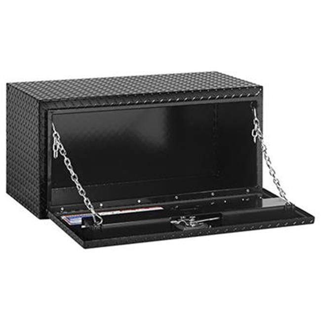 Weatherguard 636502 Under Bed Tool Box, Black