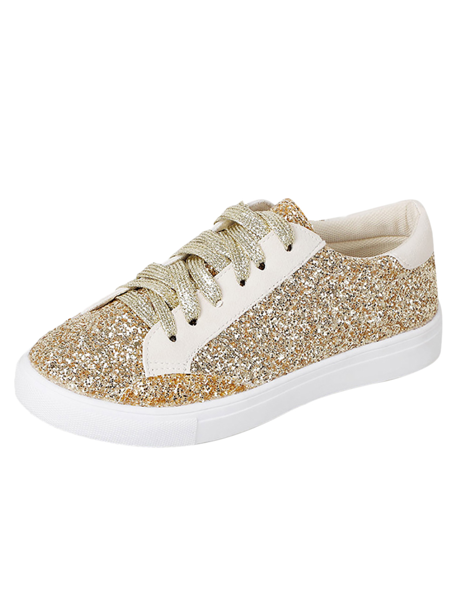 Sports Trainers Sequin Slip