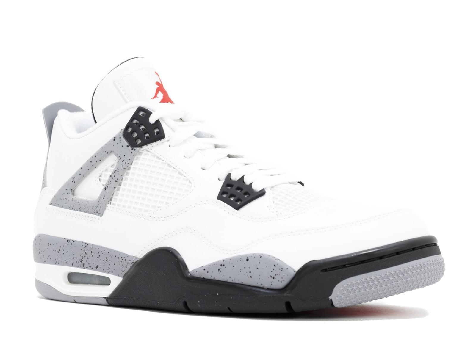 0a205e06be7941 Air Jordan - Men - Air Jordan 4 Retro  White Cement 2012 Release  -  308497-103 - Size 10