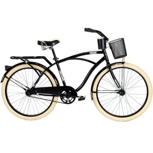 26 Quot Huffy Nel Lusso Men S Cruiser Bike Piano Black