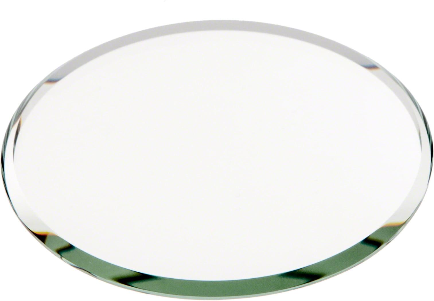 1 //12 scale dollhouse oval beveled glass miror 3/'/'x 5/'/'