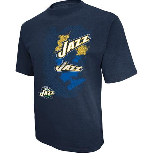 NBA Men's Utah Jazz Short Sleeve Tee