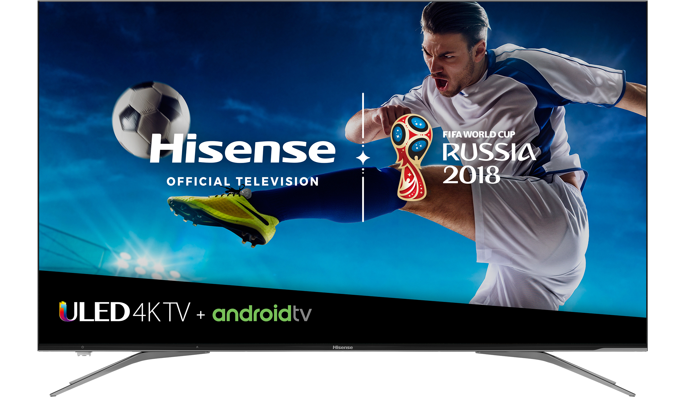 "Hisense 65"" 4K LED Flat Ultra HD Smart TV"