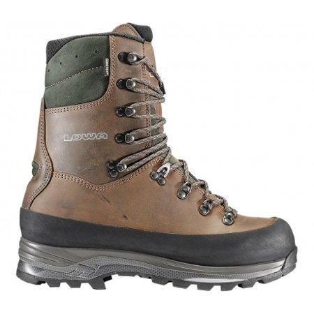 Lowa Hunter GTX EVO Extreme Backpacking Boot - Men's-Antique Brown-Medium-11.5 U