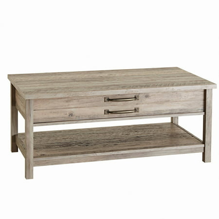 Better homes gardens modern farmhouse lift top coffee for Modern farmhouse coffee table