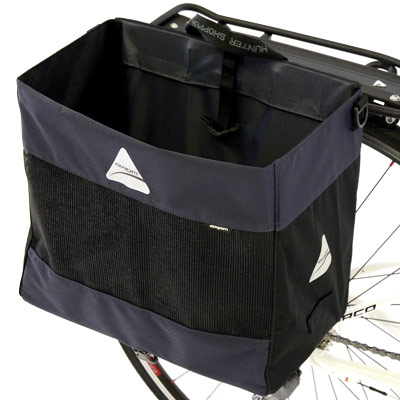 Axiom Hunter DLX Shopping Pannier: Each~ Black