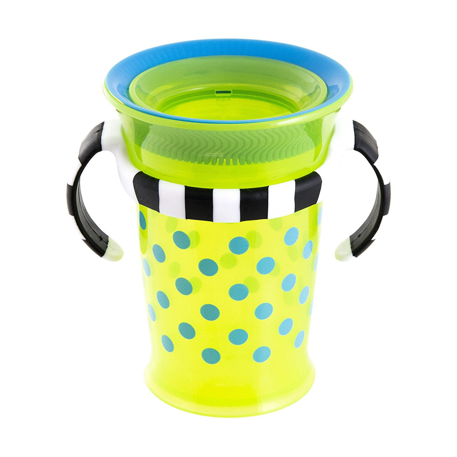 Sassy No Spill Spoutless Sippy Cup