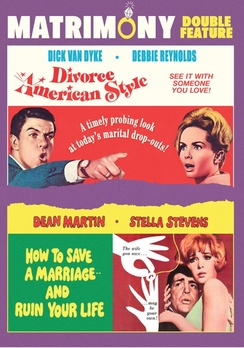 Divorce, American Style   How To Save A Marriage And Ruin Your Life (DVD) by