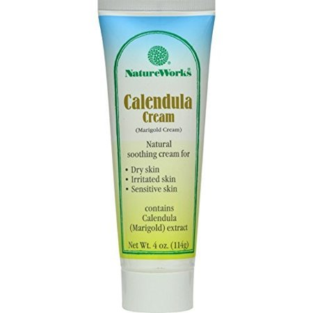 Nature Works Calendula Cream, 4 Oz