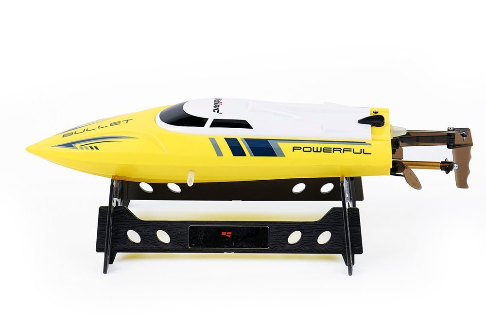 UDI003 2.4GHz High Speed 12 MPH Remote Control RC Boat BONUS BATTERY INCLUDED -White by Udi