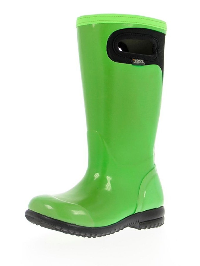 Bogs Boots Girls Boys Kids Tacoma Solid Waterproof Rubber 71556 by Bogs