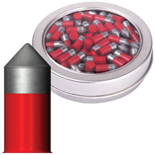 Crosman Powershot Red Flight Penetrators .22 Caliber 16.7gr Lead Free Airgun Pellets, 100ct by Crosman