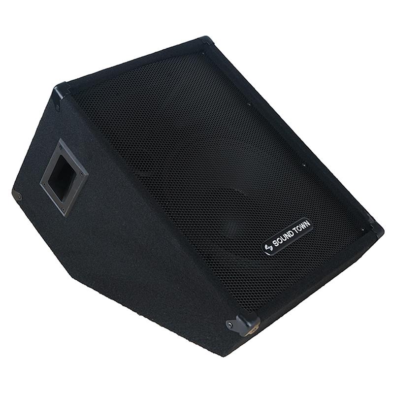 Sound Town CALLISTO Series 12� Passive Stage Monitor Speaker (CALLISTO-12M) by Sond Town Inc