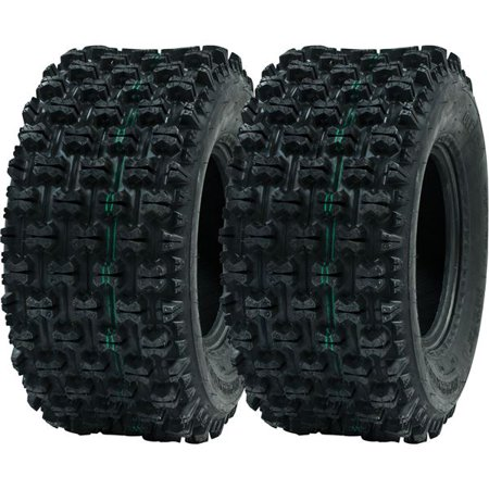 20x11-8 P357 6-PLY OCELOT ATV SPORT NON-DIRECTIONAL TIRES (SET OF 2)